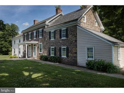 Single Family Home For Sale: 841 Durham Road