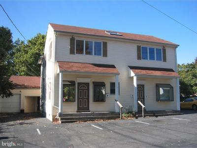 Hopewell Multi Family Home For Sale: 57 Princeton Avenue