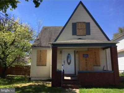 Ewing Single Family Home For Sale: 267 Weber Avenue