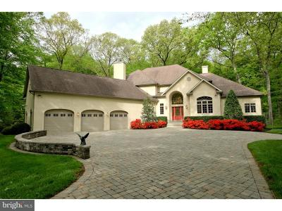 Robbinsville Single Family Home For Sale: 15 Randolph Drive