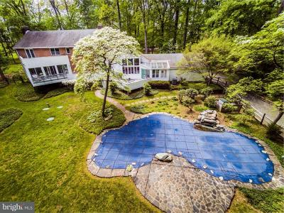 Princeton Single Family Home For Sale: 4505 Province Line Road