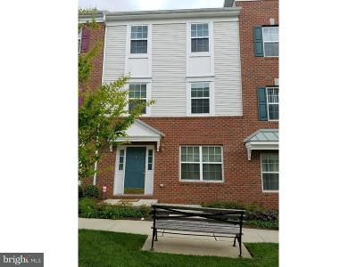 Trenton Townhouse For Sale: 3 Rafting Way