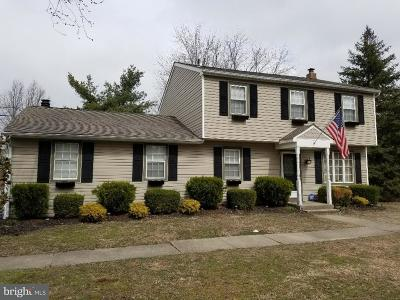 Single Family Home For Sale: 215 Church Road