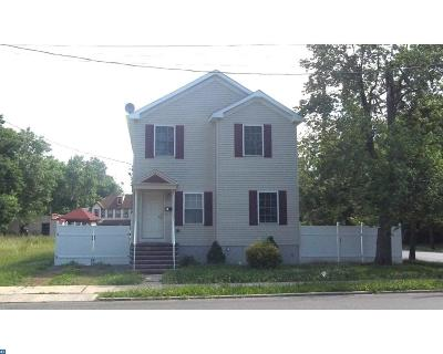 Trenton Single Family Home For Sale: 6 Stacey Avenue