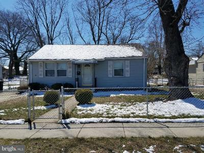 District Heights Single Family Home For Sale: 7305 Marion Street