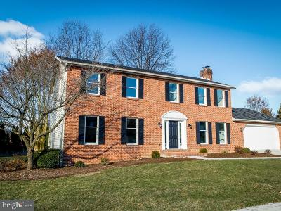 Camp Hill, Mechanicsburg Single Family Home For Sale: 1108 Musket Lane