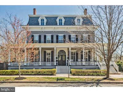 Princeton Single Family Home For Sale: 12-14 Murray Place