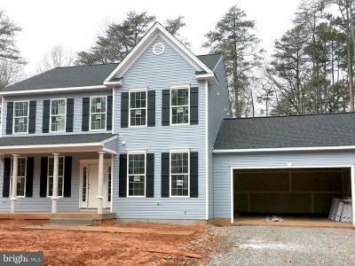 Culpeper Single Family Home For Sale: 10135 Churchside Lane