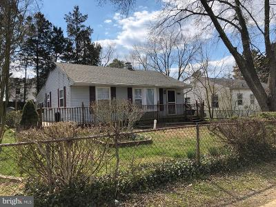 Calvert County, Saint Marys County Single Family Home For Sale: 46439 Franklin Road
