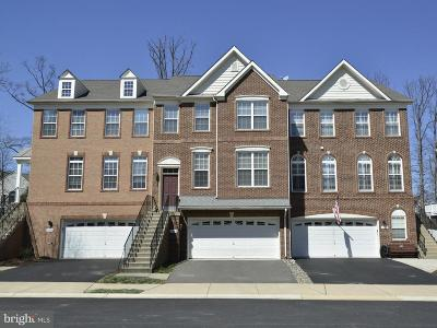 Ashburn Townhouse For Sale: 43382 Frenchmans Creek Terrace