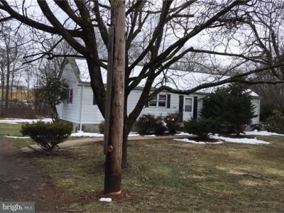 Doylestown Single Family Home For Sale: 3816 Sawmill Road