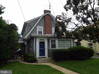 Ewing Single Family Home For Sale: 600 Parkway Avenue