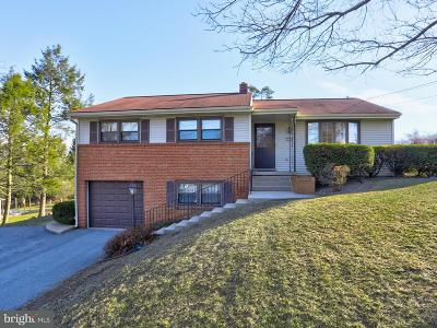 Akron Single Family Home Under Contract: 217 Main Street