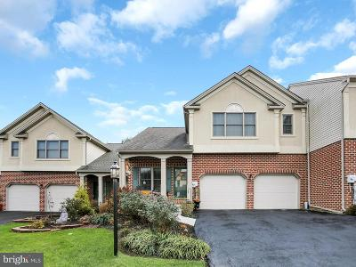 Camp Hill, Mechanicsburg Townhouse For Sale: 6 Beilman Court