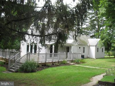 Ewing Single Family Home For Sale: 1090 River Road