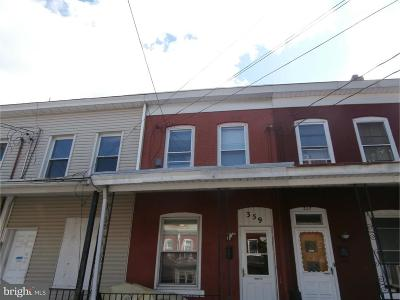 Trenton NJ Single Family Home Under Contract: $48,999