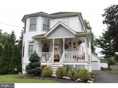 Hightstown Single Family Home For Sale: 219 Chamberlin Avenue
