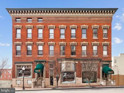 Baltimore Condo For Sale: 1014 Charles Street N #R-4