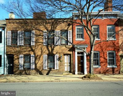 Old Town Townhouse For Sale: 1015 Duke Street