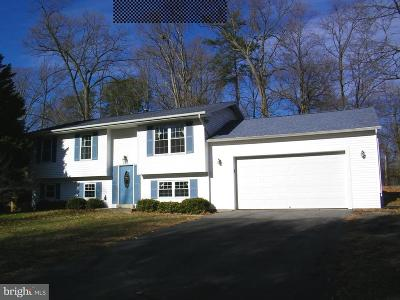 Lusby Single Family Home For Sale: 605 White Sands Drive