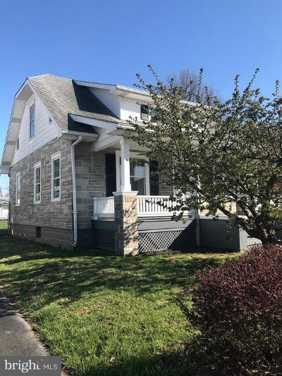 Single Family Home For Sale: 312 Avon Road