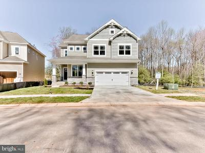 Glen Burnie Single Family Home For Sale: 6906 Galesbury Court