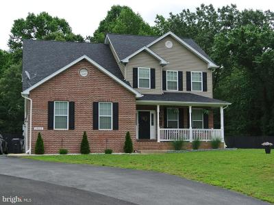 Mechanicsville Single Family Home For Sale: 27608 Avonlea Court