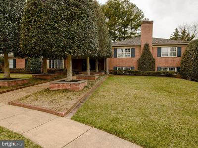 McLean Single Family Home For Sale: 1230 Perry William Drive