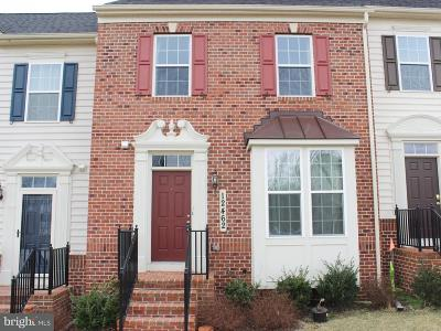 Clarksburg Townhouse For Sale: 12462 Horseshoe Bend Circle