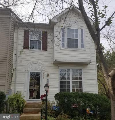 Charles County Townhouse For Sale: 3661 Mansfield Place