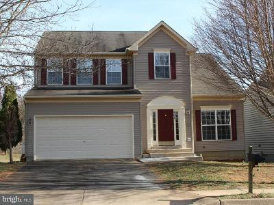 Culpeper County Single Family Home For Sale: 862 Virginia Avenue