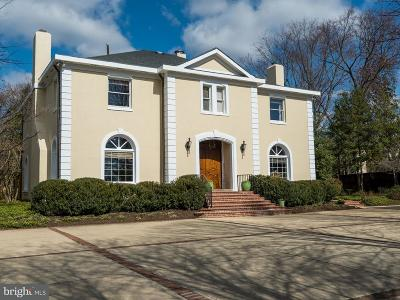 Chevy Chase Single Family Home For Sale: 8030 Glengalen Lane