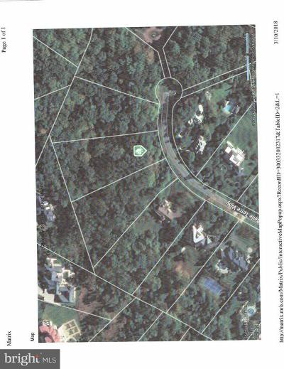 Rockville Residential Lots & Land For Sale: 9328 Belle Terre Way