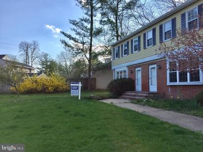 Princeton Single Family Home For Sale: 108 Kingsway Commons