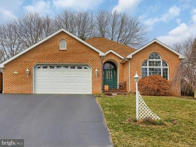 Dillsburg Single Family Home For Sale: 120 Fairway Drive