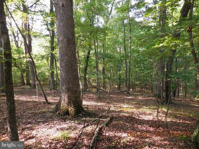 Frederick County Residential Lots & Land For Sale: Sycamore Lane