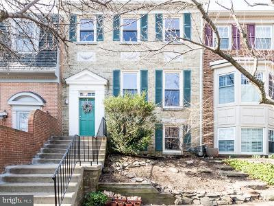 Vienna Townhouse For Sale: 417 Council Drive NE