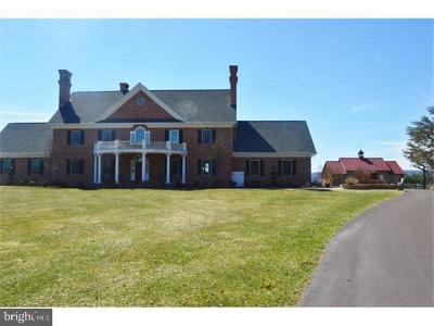 Pottstown Single Family Home For Sale: 1199 Grosstown Road