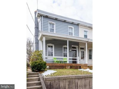 Phoenixville Single Family Home For Sale: 522 Nutt Road