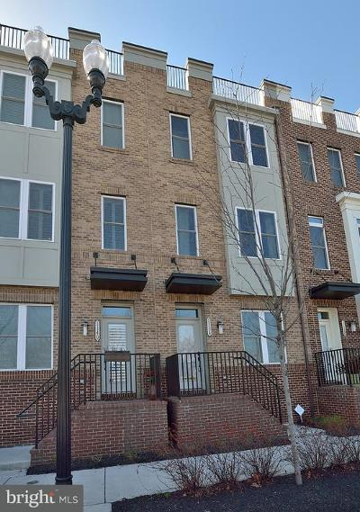Townhouse For Sale: 1136 Glebe Road
