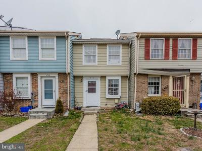 Burtonsville Single Family Home For Sale: 4248 Crosswood Drive