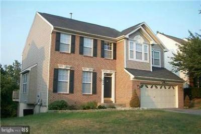 Silver Spring Single Family Home Active Under Contract: 1904 Carters Grove Drive