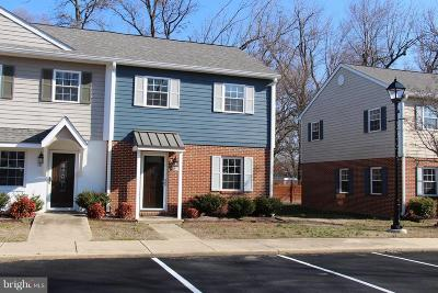 Saint Michaels MD Townhouse For Sale: $139,900