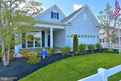 Mount Airy Single Family Home For Sale: 17345 Old Frederick Road