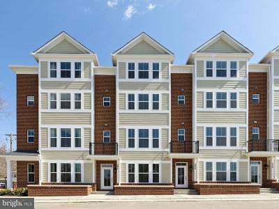 Annapolis Townhouse For Sale: 504 Joseph Johnson Drive