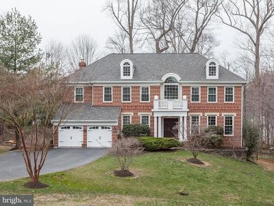 Fairfax Station VA Single Family Home For Sale: $919,000