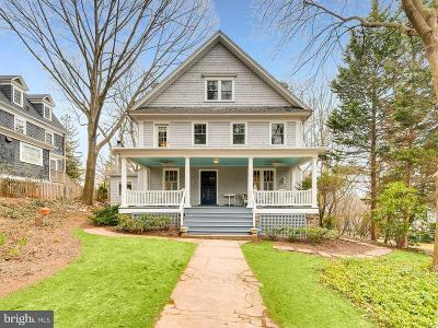 Baltimore Single Family Home For Sale: 505 Hawthorn Road