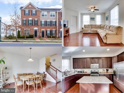 Clarksburg Townhouse For Sale: 23053 Sweetspire Drive