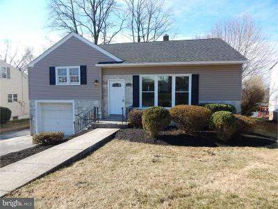 Abington Single Family Home For Sale: 2020 Fortune Road