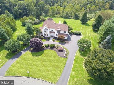 Bucks County Single Family Home For Sale: 16 Colts Neck Drive